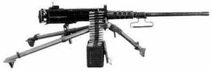Browning M2 .50 Cal.